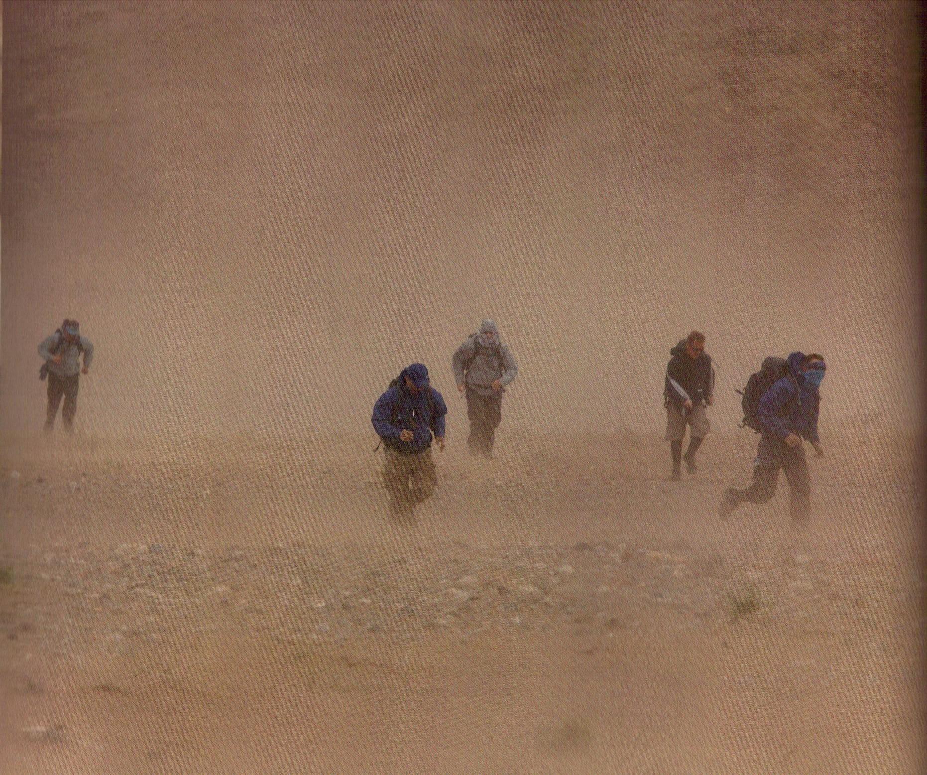 Sandstorm 001