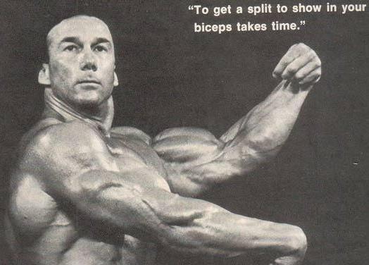 split-biceps