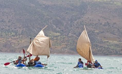 No Limits & Cops Sailing